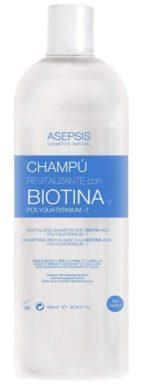 Mejor champú con biotina - Guía de compra