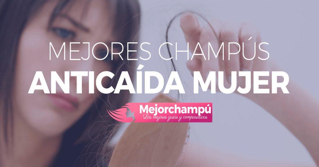 Los 7 mejores champús anti caída para mujeres – GUÍA DE COMPRA [year]