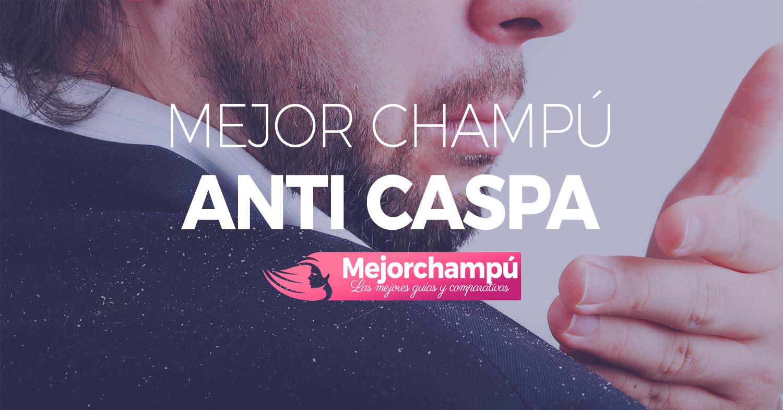 Mejor champú anti caspa [year] - Guía de compra