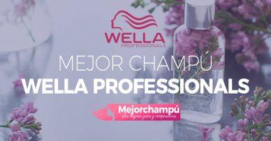 Mejor champu Wella