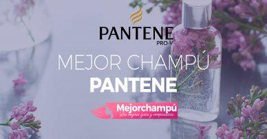 Mejor champu Pantene