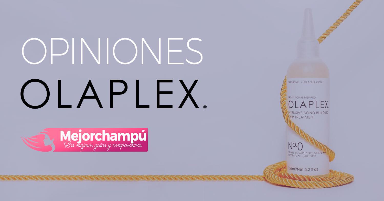 ¿Qué es Olaplex?